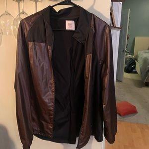 Fabletics track jacket